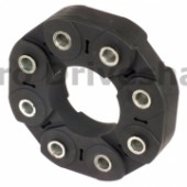 Złącze elastyczne propshaftu RENAULT Master 2010-, śr. podz. 120mm, otw. 8x12mm