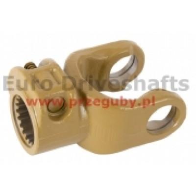 """Widłak zewnętrzny 32 X 76 20 splines - śr.44.4mm (1 3/4"""") h-112mm"""