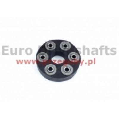 Złącze elastyczne propshaftu MERCEDES, RENAULT Scenic RX4, W202/W210, śr. podz. 80mm